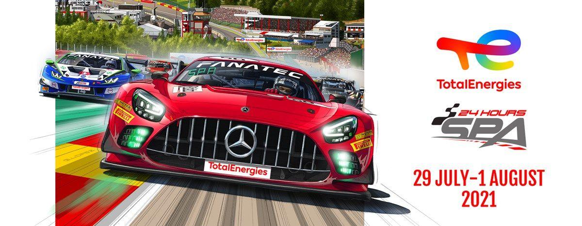 2021 TotalEnergies Spa 24 Hours