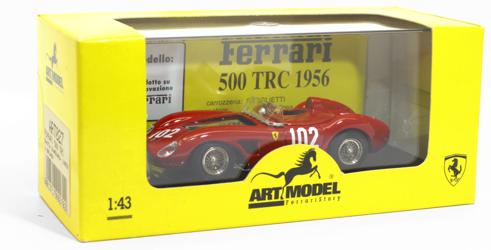 Modelauto verpakking ArtModel 1:43