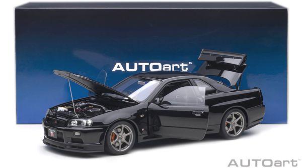 Autoart Modelauto Verpakking