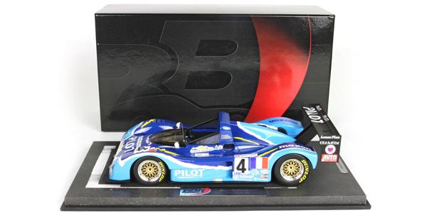BBR-Models modelauto verpakking