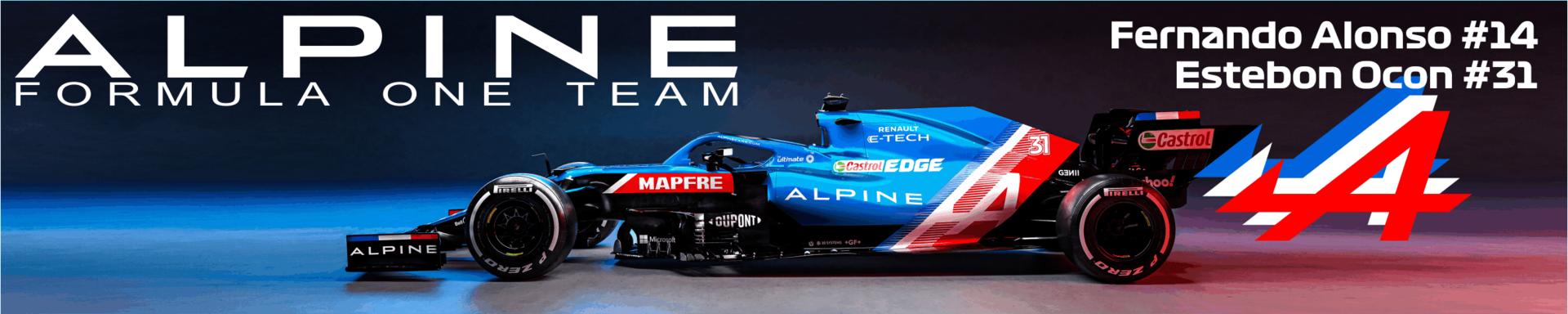 Alpine Formula One Team