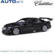 Modelauto 1:18 | Autoart 80427 | Cadillac CTS-V SCCA Zwart 2004