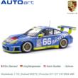 Modelauto 1:18 | Autoart 80273 | Porsche 911 GT 3 R 2004 #66