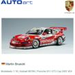 Modelauto 1:18 | Autoart 80784 | Porsche 911 GT3 Cup 2007 #24