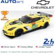 Modelauto 1:18 | Autoart 81504 | Chevrolet Corvette C7.R Corvette Racing 2015 #64