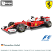 Modelauto 1:18 | Bburago 16802V | Ferrari SF16-H Scuderia Ferrari 2016 #5