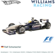 Modelauto 1:18 | Hotwheels 50200 | Williams FW23 BMW Williams 2001 #5