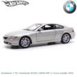 Modelauto 1:18 | Hotwheels B3243 | BMW 645 Ci Goud metallic 2002