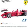 Modelauto 1:18 | Hotwheels 50930 | Ferrari F1-2000 Scuderia Ferrari 2000