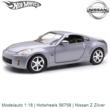 Modelauto 1:18 | Hotwheels 56758 | Nissan Z Zilver