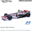 Modelauto 1:18 | Hotwheels J2985 | McLaren MP4/21 Mercedes 2006 #4