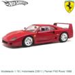Modelauto 1:18 | Hotwheels 23911 | Ferrari F40 Rood 1988