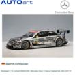 Modelauto 1:18 | Autoart B66962296 | Mercedes Benz C Klasse OriginalTeile AMG 2007 #1