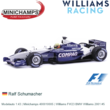 Modelauto 1:43 | Minichamps 400010005 | Williams FW23 BMW Williams 2001 #5