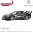 Modelauto 1:43 | Minichamps 400023202 | Mercedes Benz CLK AMG H.W.A 2002 #2