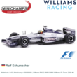 Modelauto 1:43 | Minichamps 430000009 | Williams FW22 BMW BMW Williams F1 Team 2000 #9