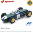 Modelauto 1:43 | Spark S5342 | Lotus 18 Lotus Climax 1960 #5 Nederland / Zandvoort