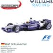 Modelauto 1:43 | Minichamps 400010005 | Williams FW23 BMW | Williams 2001 #5