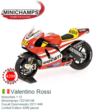 Motorfiets 1:12 | Minichamps 122100146 | Ducati Desmosedici 2011 #46