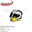 Motorfiets 1:2 | Minichamps 327060046 | Helm AGV | Yamaha 2006 #46