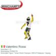 Motorfiets 1:12 | Minichamps 312050176 | Motorrijder Figuur 7 times World Champion 2005 #7 Malaysia / Sepang