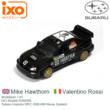 Modelauto 1:43 | IXO-Models RAM256 | Subaru Impreza WRC 2006 #46 Nieuw Zeeland