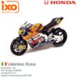 Motorfiets 1:24 | IXO-Models RAB026 | Honda RC211V | Repsol Honda Racing 2002 #46
