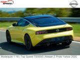 Modelauto 1:18   Top Speed TS0000   Nissan Z Proto Yellow 2020