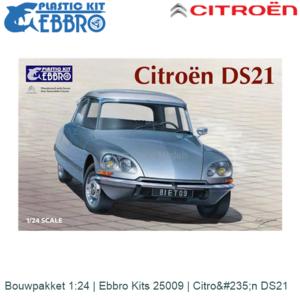 Ebbro Kits 25009