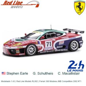 Red Line Models RL002
