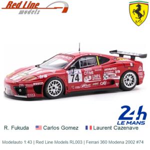 Red Line Models RL003