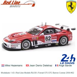 Red Line Models RL030