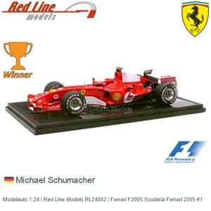 Red Line Models RL24002