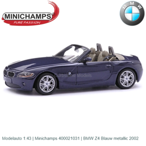 Minichamps 400021031