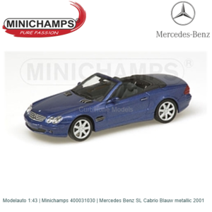 Minichamps 400031030