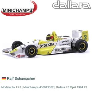 Minichamps 430943002